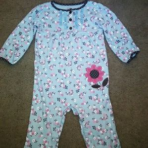 Carter's 24 month girl coveralls